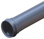 Трубы пластиковые ПВХ для напорного водоснабжения Мпласт