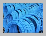 Трубы для напорного водоснабжения из ПЭ производства Мпласт