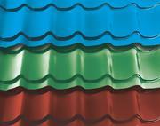 Заборы из профнастила,  крыша из металлочерепицы. Европейское качество!