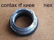адаптер contax rf nex и на микро 4.3