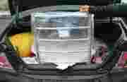 полотенцесушитель хром