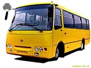 Автобус Богдан А09202 городской