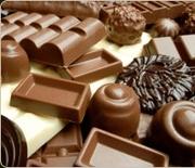 натуральные изделия из шоколада и марципана