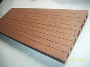 Доска вагонка из древесно-полимерного композита(Декинг)
