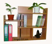 Цветочные подставки,  книжные поли,  тумбы,  столики