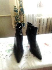 ботиночки женские коричневые р/р38