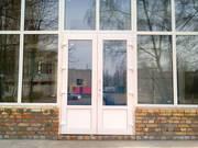 Металлопластиковые двери в Черкассах.