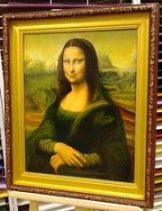 Картина «Мона Лиза»