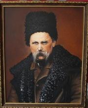 Крамской И.Н. портрет Т.Г.Шевченко