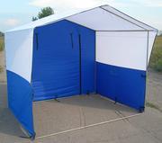 Торговые палатки ,  столы