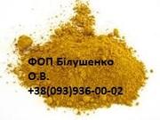 Охра желтую сухую в ассортименте в мешках