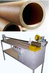 Станок порезки бумажных гильз 76 - 152 мм