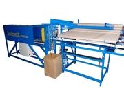 Станок  резки  картонных  гильз с автоматической подачей