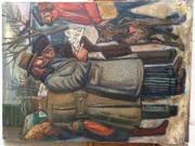 Куплю   картины  советского периода