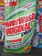 Стиральный порошок концентрат POWER WASH ORIGINAL.10 кг.