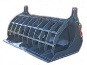 Навесное оборудование ковш с прижимом СCBG  для