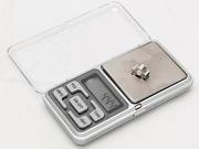 Купите компактные электронные весы точностью 0, 01g,  max-200g  С помощь