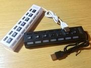 Купите хаб на 7 дополнительных USB портов В вашем ноутбуке или ком