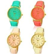 Отличный подарок девушке – наручные часы «Geneva» Купите наручные часы