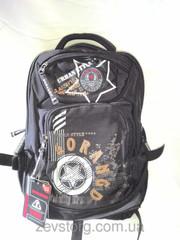 Рюкзак из стойких материалов