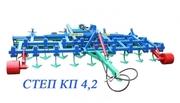 Культиватор прицепной сплошной предпосевной КП-4, 2