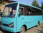 Ремонт и переоборудование автобусов I-VAN