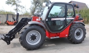Погрузчик Manitou MLT 634 LSU Turbo,  2005  год выпуска