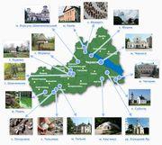 Туры выходного дня по самым живописным историческим местам Черкащины