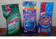 Стиральный порошок концентрат POWER WASH ORIGINAL GALLUS и др.10 кг.