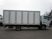 Автомобиль Tata LPT613 - хлебный фургон