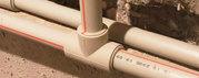 Монтаж водопровода из полипропиленовых труб Черкассы