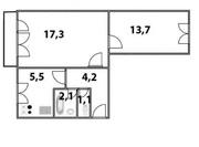 Продажа 2-комнатной квартиры,  р-н Седова