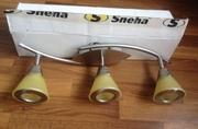 Новый светильник потолочный Sneha / люстра спот на 3 лампы