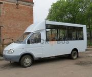 Восстановительный ремонт автобусов РУТА.