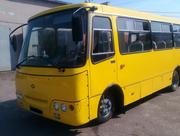 Капитальный ремонт автобуса Богдан