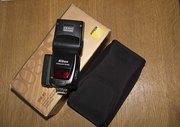 Фотовспышка Nikon SB800