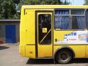 Переобладнання автобусів для перевезення інвалідів (на конкурс)