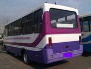 Кузовной ремонт автобусов Эталон .