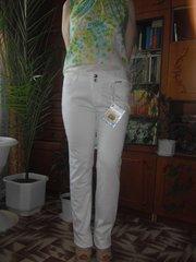 легкие летние брюки батальный ряд новые