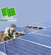 Устанавливаем солнечные электростанции