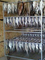 Вяленая,  копченая рыба от производителя.