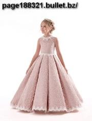 Детские праздничные платья. Нарядные платья от 2 до 12 лет. Опт от 10