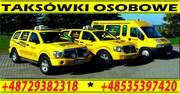 Работа в Польше Водители Такси