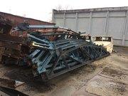 Ферма стальная,  ферма металлическая длиной 9 м.,  18 м