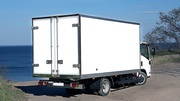 Изотермический фургон (термобудка)
