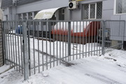 Металлические ворота/заборы/ограды