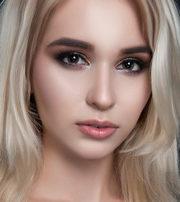 Утонченный классический макияж в Черкассах - Lana Shine