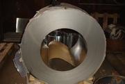лента нержавеющая AISI 304  мягкая зеркальная  0.3х192мм