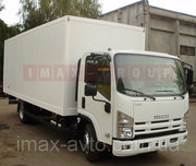 Автомобиль грузовой ISUZU NQR 90 L-K/M –сэндвич-панельный фургон