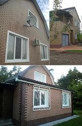Комплексное утепление фасадов домов и офисных зданий